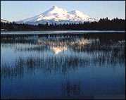 Photo of Mt. Shasta