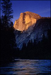 Photo of Yosemite's Half Dome